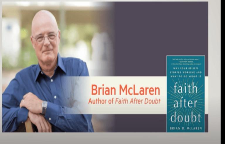 Adult Education and Spiritual Formation at Calvary Presbyterian Church, San Francisco. Brian McLaren, Author of Faith After Doubt